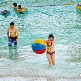 tomamu度假村泳池1