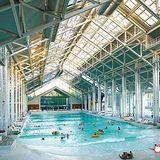 tomamu度假村泳池2