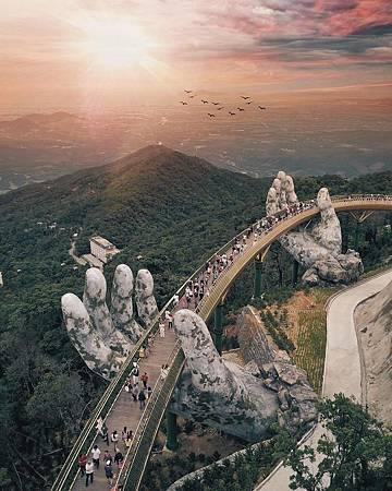 越南佛手橋