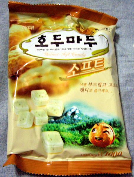 韓國必買牛奶糖