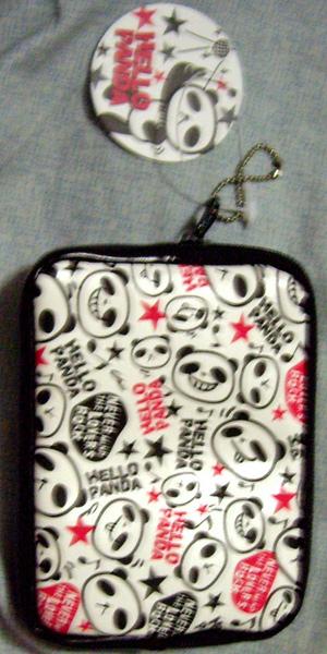 可愛的小錢包