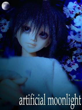 L的SD娃娃 萌