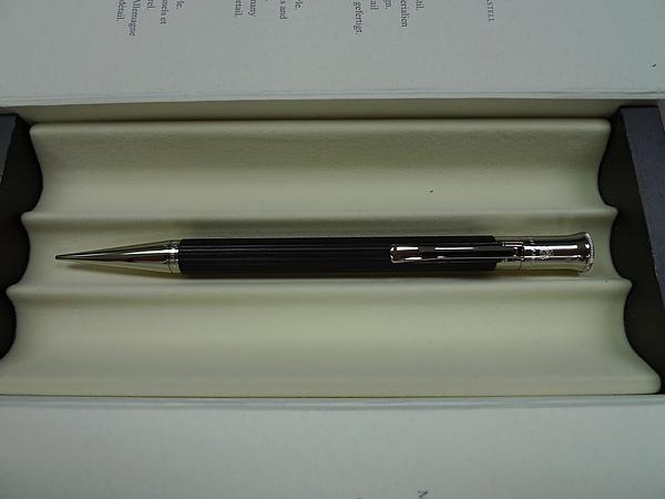 Graf von Faber-Castell 經典系列烏木鉛筆
