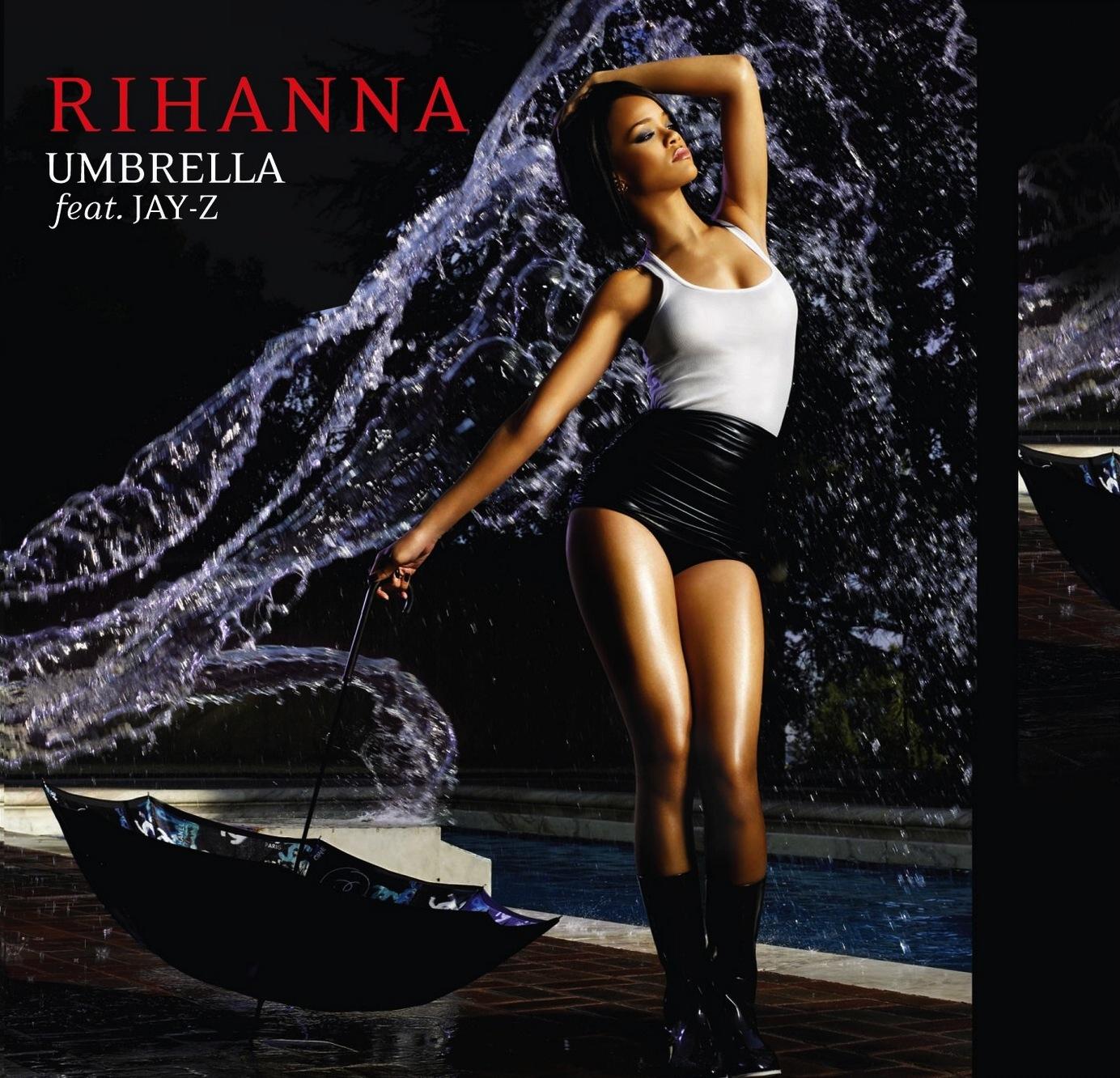 Rihanna--Umbrella