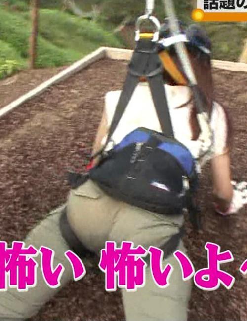 斉藤雪乃高空滑行大失禁