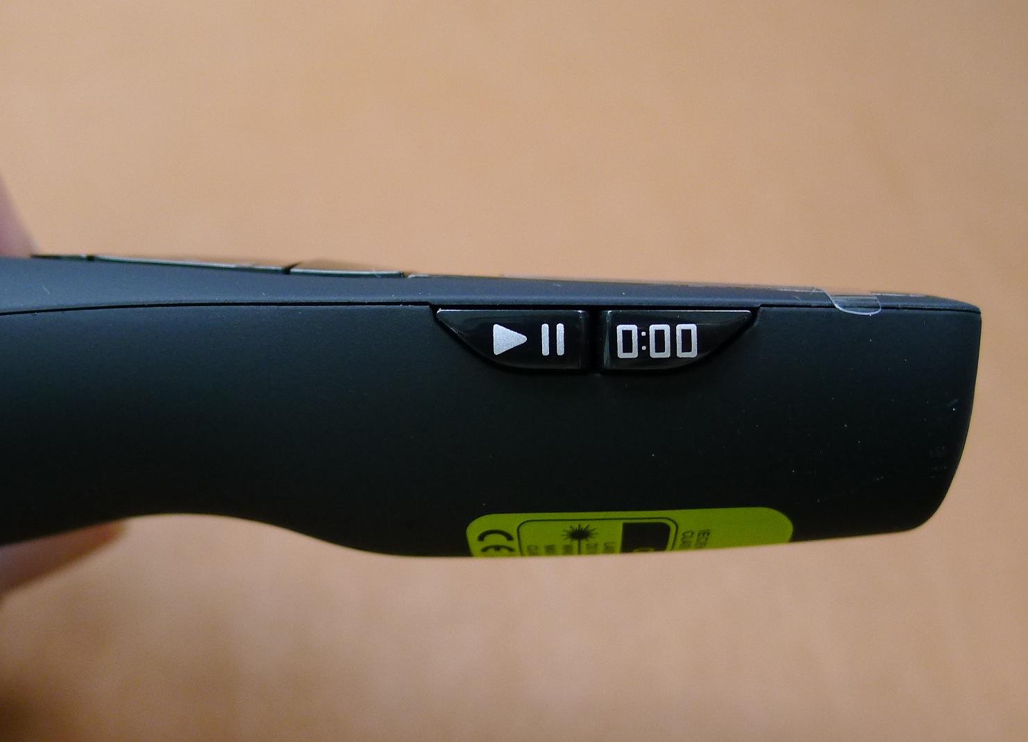 羅技專業簡報器 R800