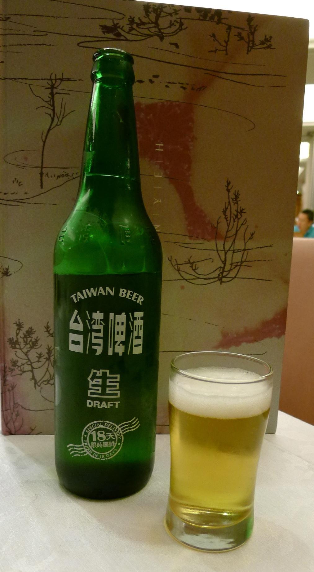 台灣生啤酒