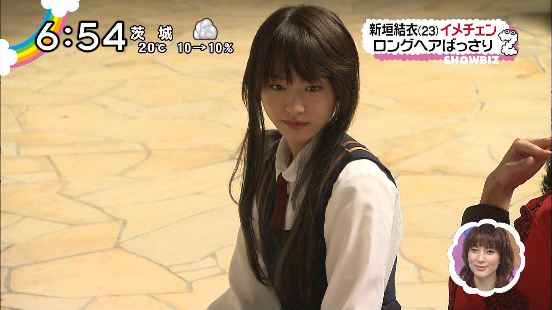 新垣結衣がドラマ「らんま1/2」のあかねの姿を公開07.jpg
