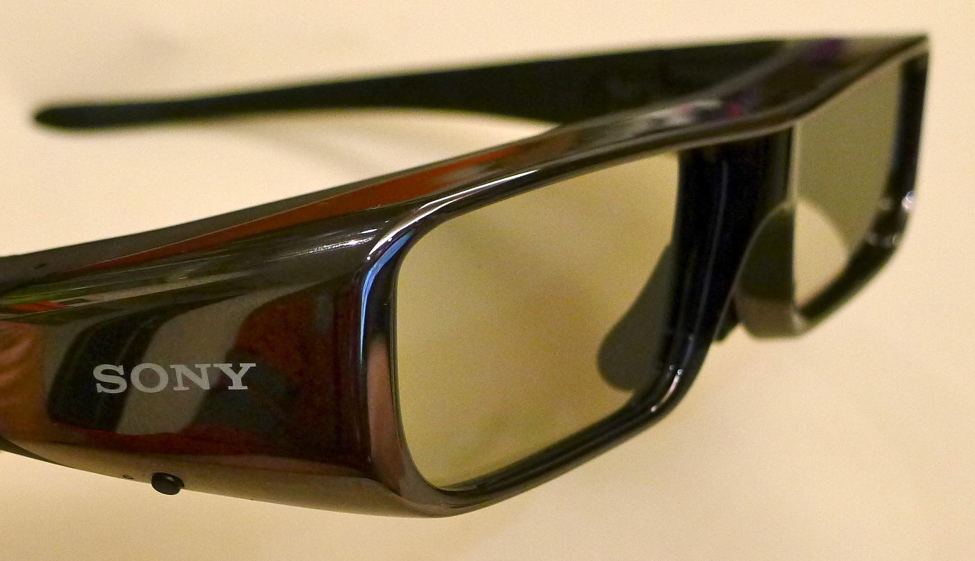 SONY 3D眼鏡