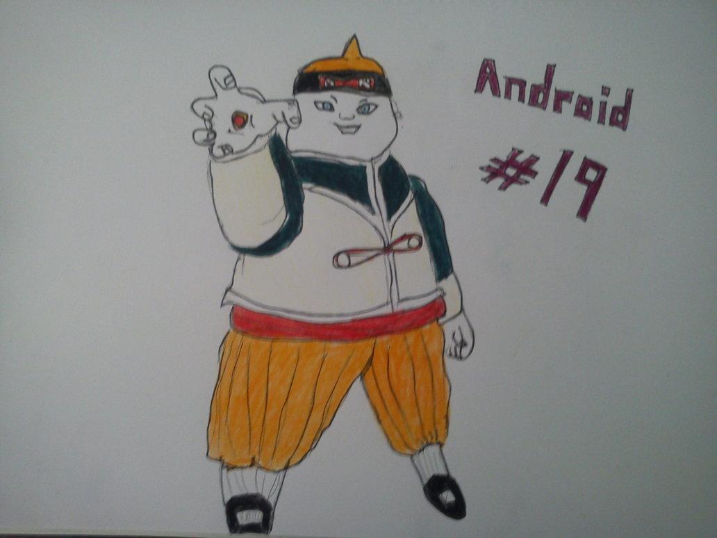人造人19號 Android 19