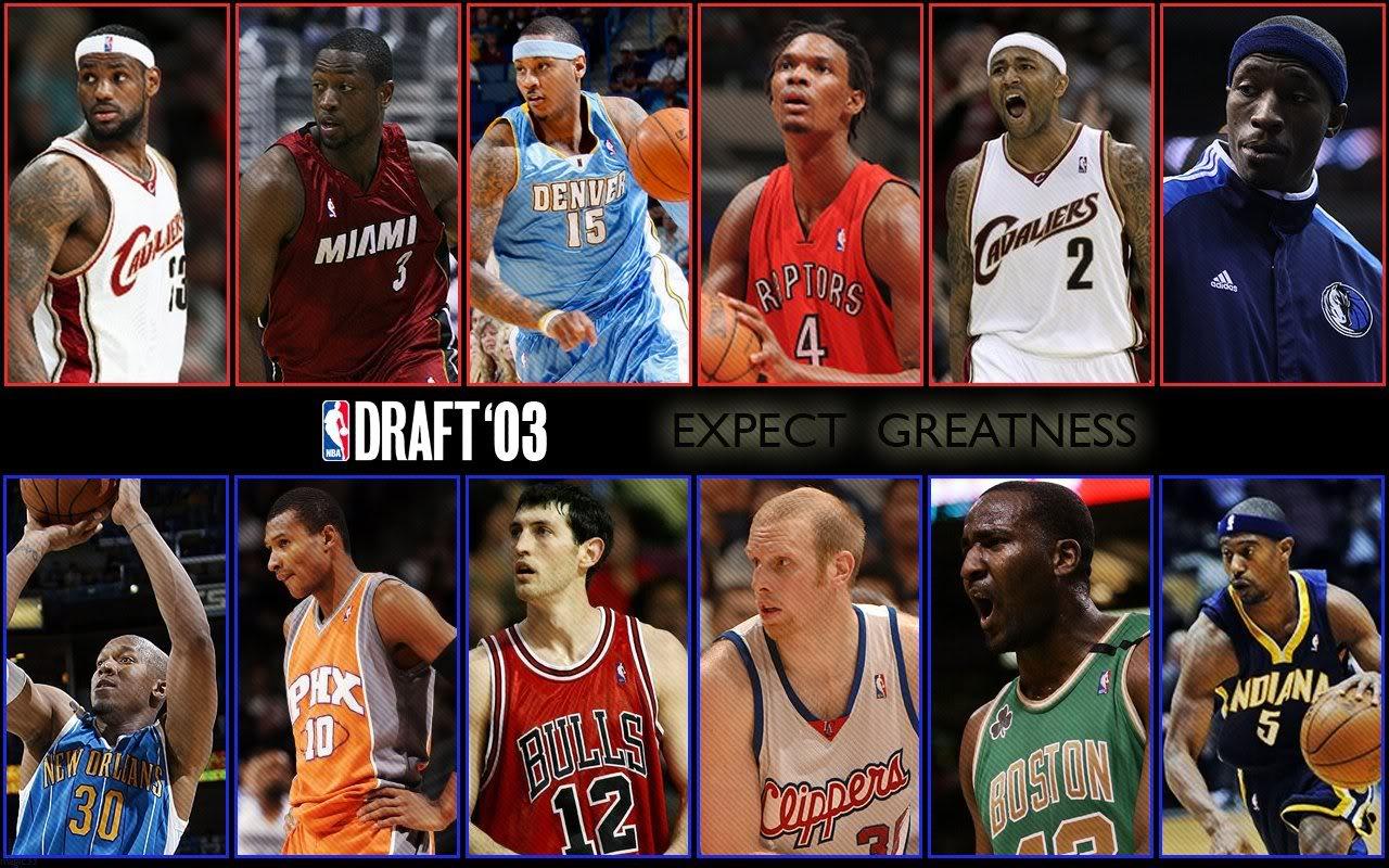 NBA 2003 Draft