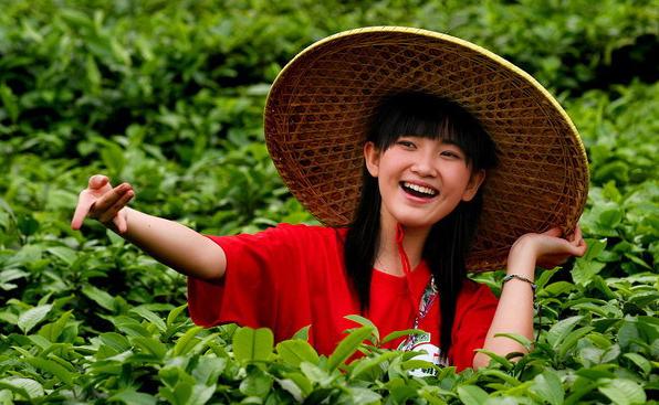 中國茶姐01