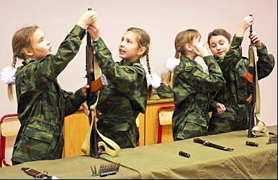 俄女娃娃兵21
