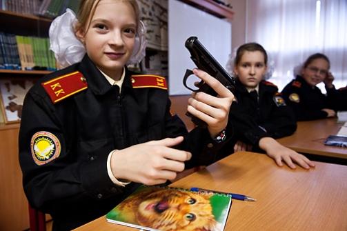 俄女娃娃兵24
