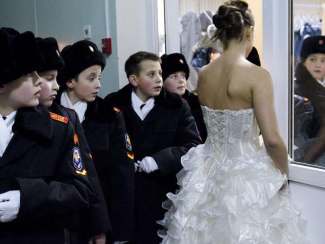 俄女娃娃兵23
