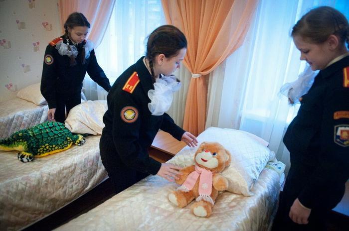俄女娃娃兵16