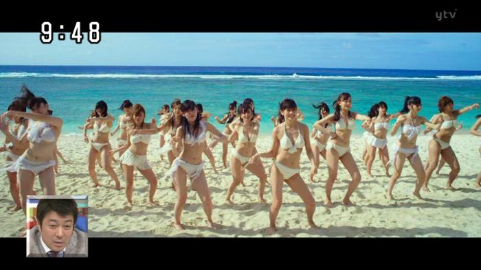 AKB 白色比基尼泳裝23