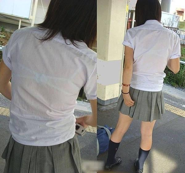 制服下的內衣07