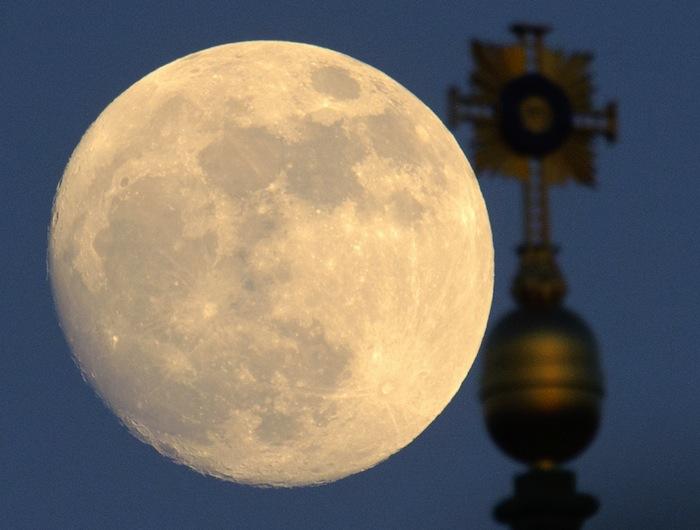 超級月亮 16