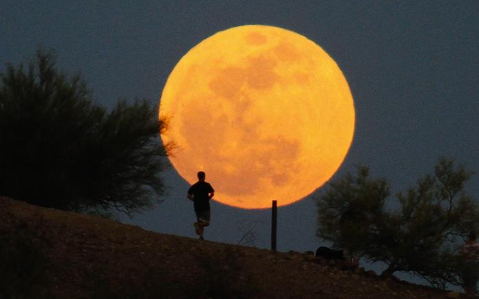 超級月亮 19