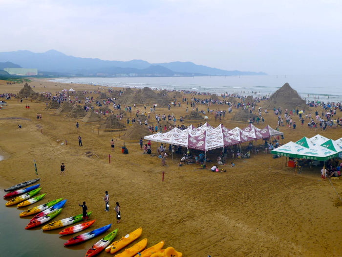 2012福隆國際沙雕藝術季93