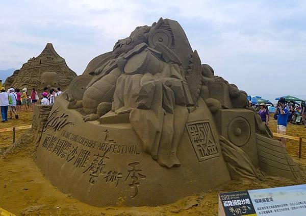 2012福隆國際沙雕藝術季88