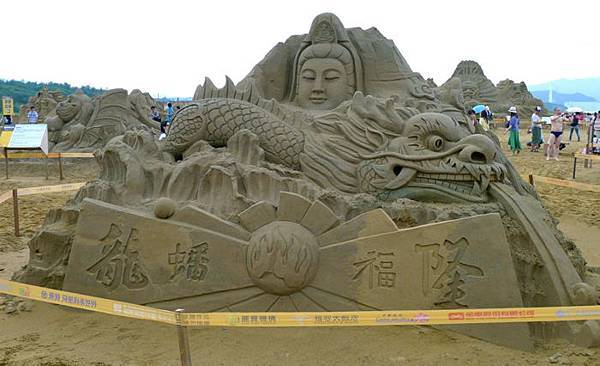2012福隆國際沙雕藝術季86