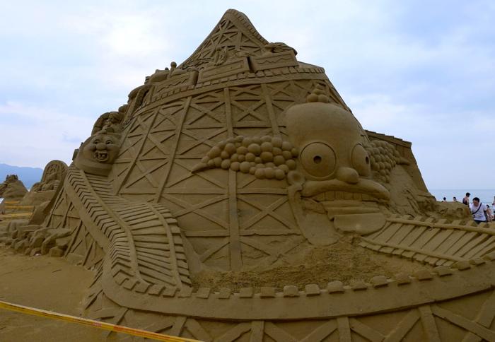 2012福隆國際沙雕藝術季85