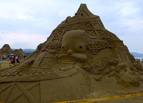2012福隆國際沙雕藝術季84