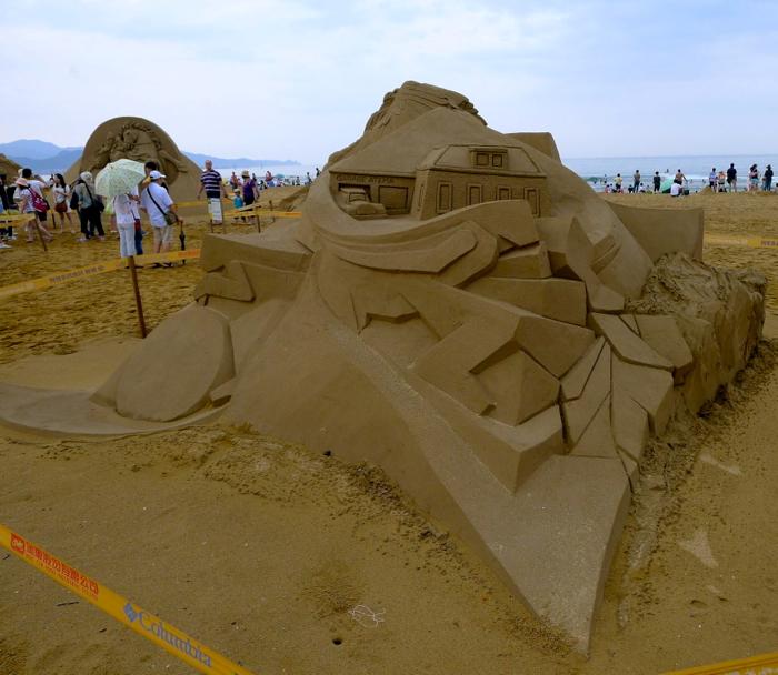 2012福隆國際沙雕藝術季78