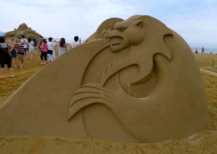2012福隆國際沙雕藝術季77