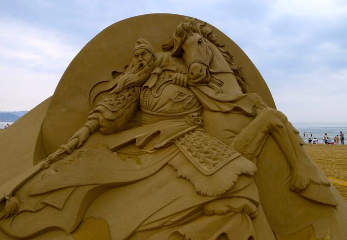2012福隆國際沙雕藝術季74