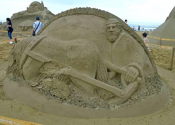2012福隆國際沙雕藝術季72