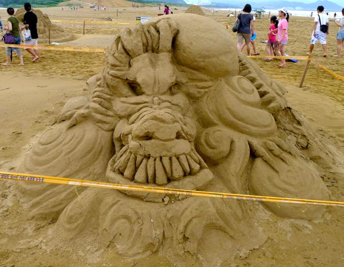 2012福隆國際沙雕藝術季66
