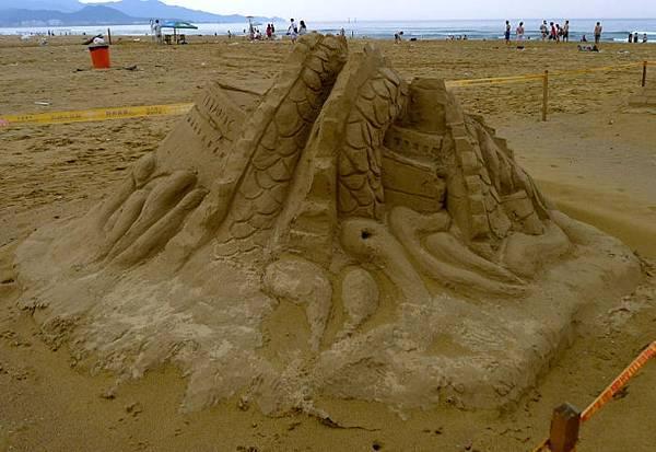 2012福隆國際沙雕藝術季64