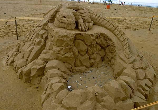 2012福隆國際沙雕藝術季63