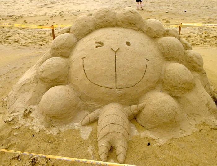 2012福隆國際沙雕藝術季62