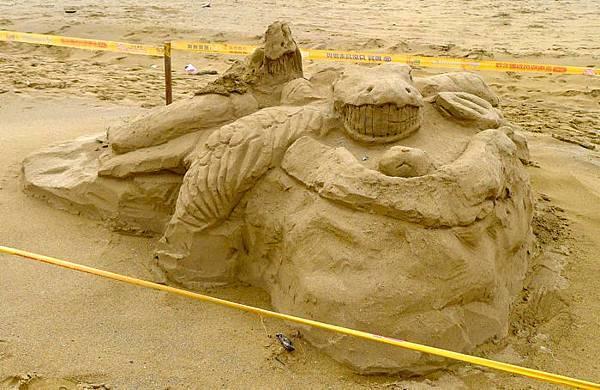 2012福隆國際沙雕藝術季61