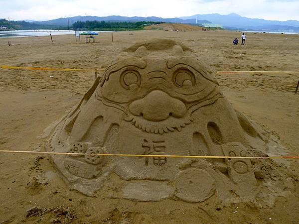 2012福隆國際沙雕藝術季56