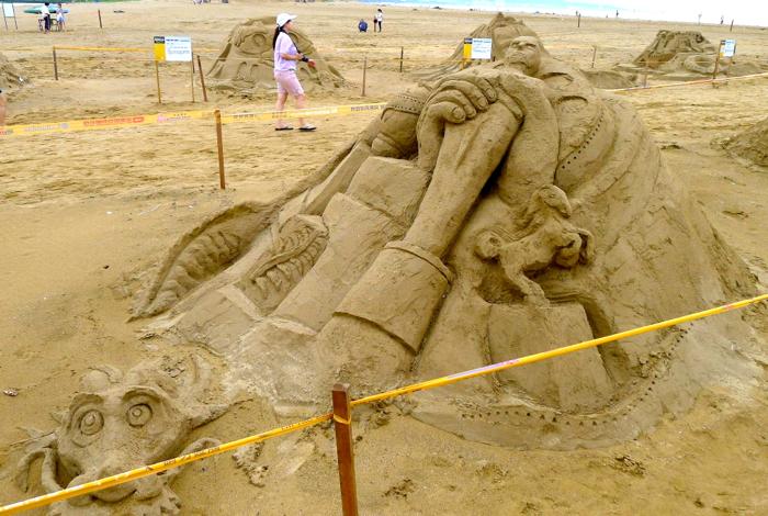 2012福隆國際沙雕藝術季53