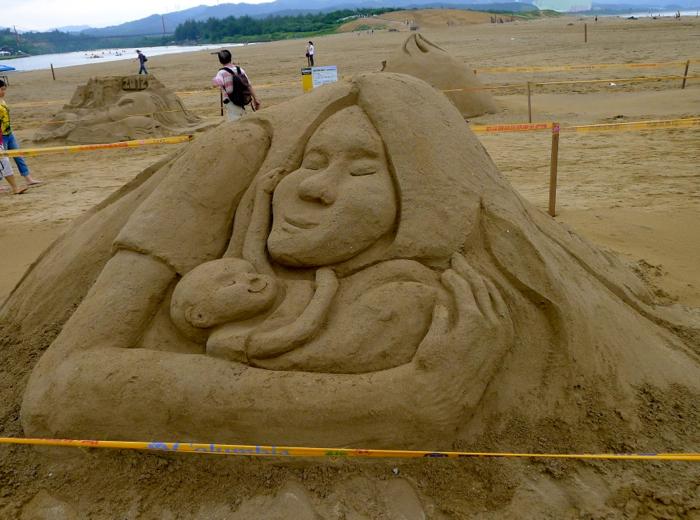 2012福隆國際沙雕藝術季50