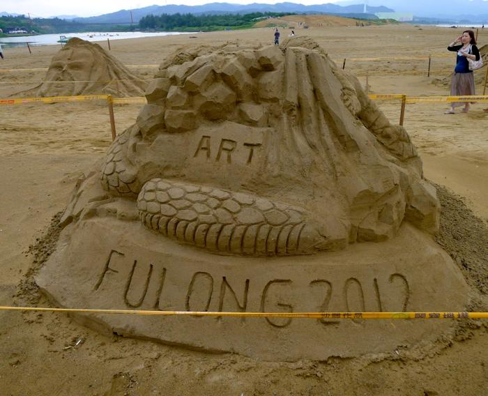 2012福隆國際沙雕藝術季51