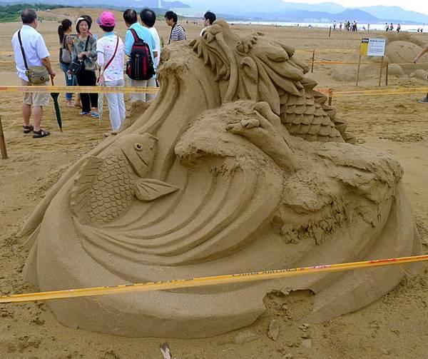 2012福隆國際沙雕藝術季49