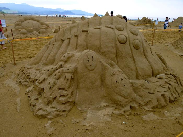2012福隆國際沙雕藝術季48