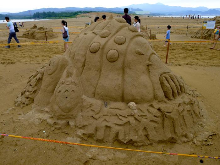 2012福隆國際沙雕藝術季47
