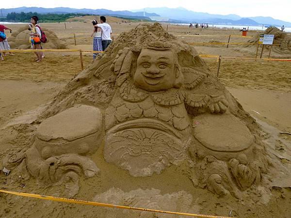 2012福隆國際沙雕藝術季46