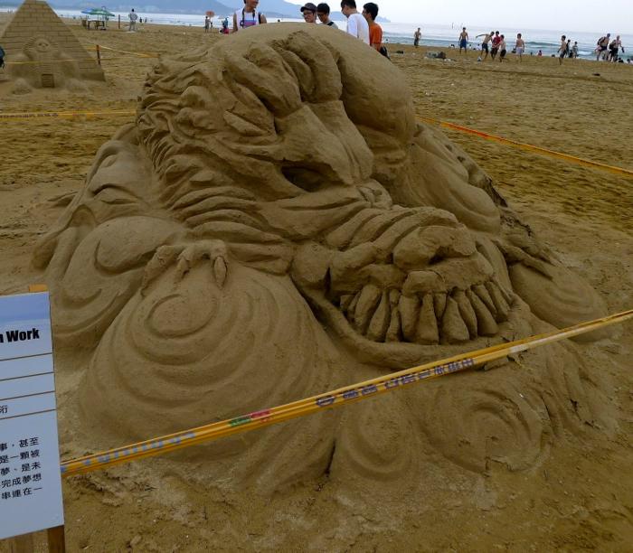 2012福隆國際沙雕藝術季44