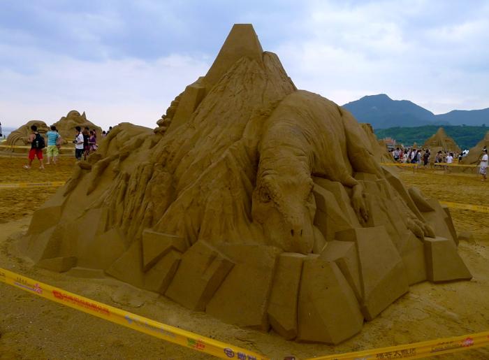 2012福隆國際沙雕藝術季40