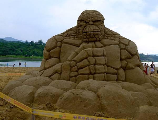 2012福隆國際沙雕藝術季39