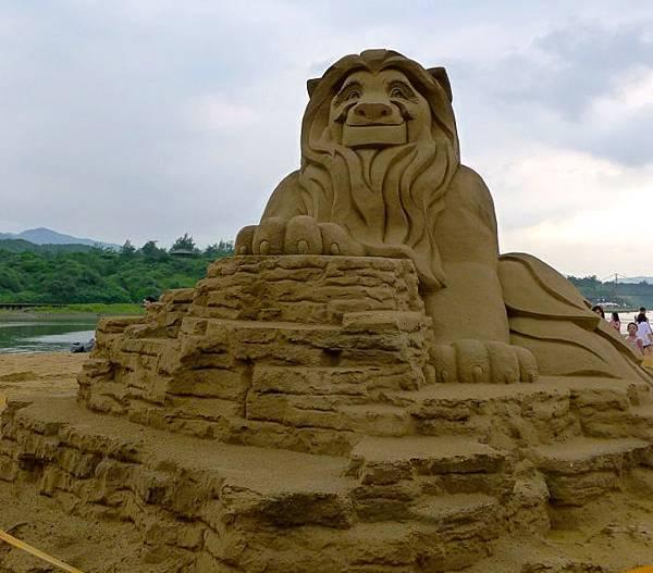 2012福隆國際沙雕藝術季38